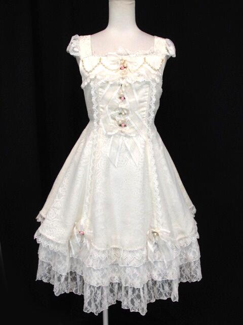 BABY, the STARS SHINE BRIGHT Rosa Mistica〜奇しき薔薇の窓〜ジャンパースカート