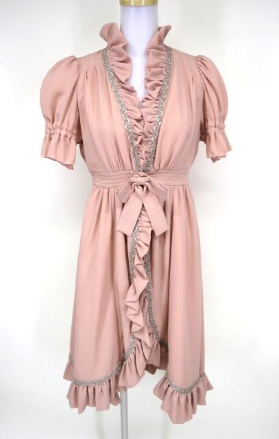 Victorian maiden ジョーゼットシフォンオーバードレス