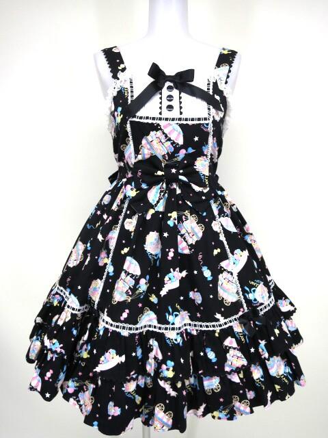 Angelic Pretty Candy Fun Fairジャンパースカート