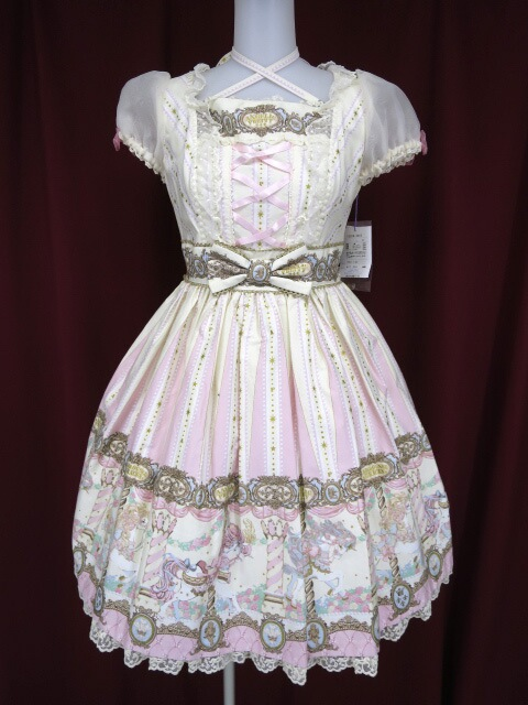 Angelic Pretty Day Dream Carnival ワンピース