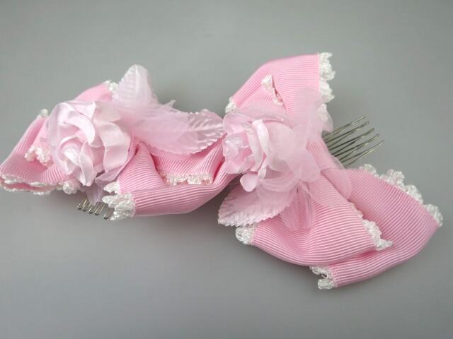 Angelic Pretty Sweet Roseコーム