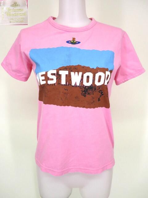 Vivienne Westwood ハリウッドTシャツ
