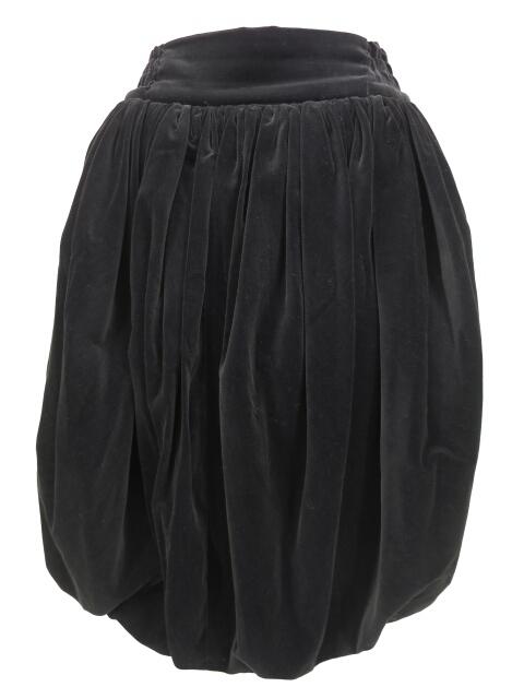 ATELIER BOZ 別珍バルーンスカート