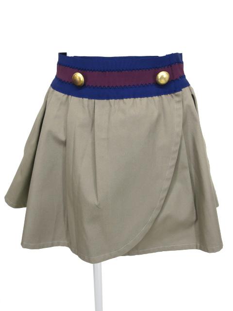 Jane Marple スカート付きショートパンツ