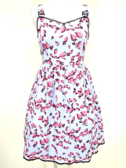 MILK スプラッシュベリー dress ワンピース