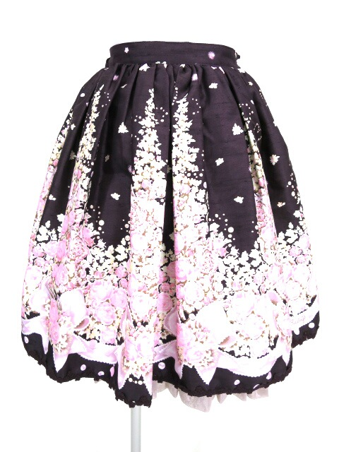 BABY, the STARS SHINE BRIGHT ジュエルツリーブーケスカート
