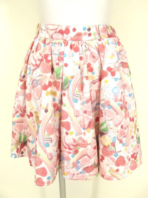 MILK CANDY LOVER スカート