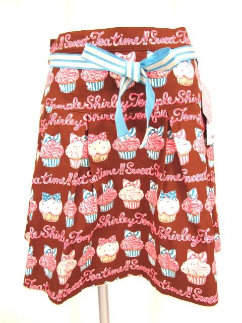 Shirley Temple カップケーキスカート