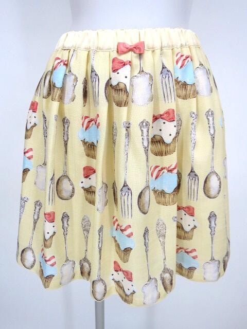 Emily Temple cute カップケーキ&カトラリースカート