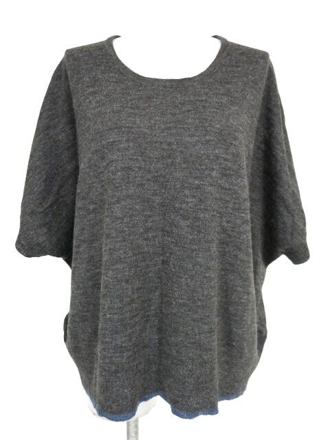 KUNIKUNI / ドルマンニットセーター