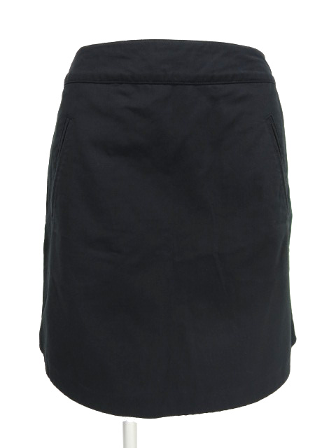 Jane Marple ライン入りバックリボンスカート