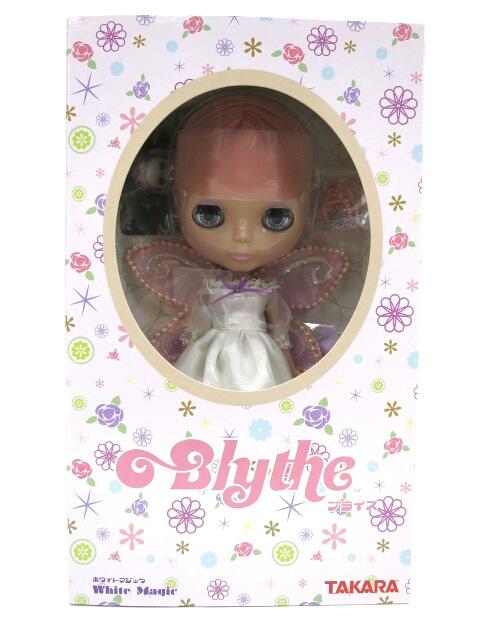 Blythe ホワイトマジックモーニング