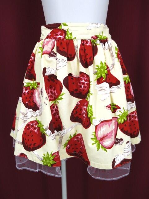 MILK ホイップベリー スカート