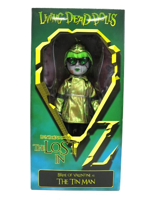 LIVING DEAD DOLLS Oz Variant THE TIN MAN