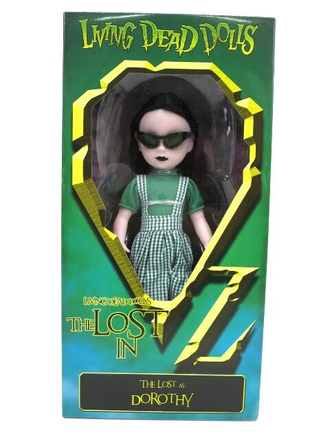 LIVING DEAD DOLLS Oz Variant Dorothy