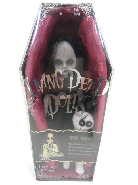 LIVING DEAD DOLLS シリーズ8 Lost 黒服(ロスト)