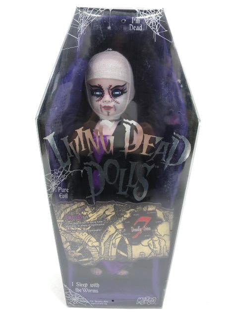 LIVING DEAD DOLLS シリーズ7 Vanity(ヴァニティー)