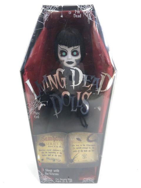 LIVING DEAD DOLLS シリーズ26 Samhain(サウアン)