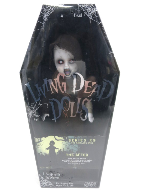 LIVING DEAD DOLLS シリーズ29 The After(ジ・アフター)