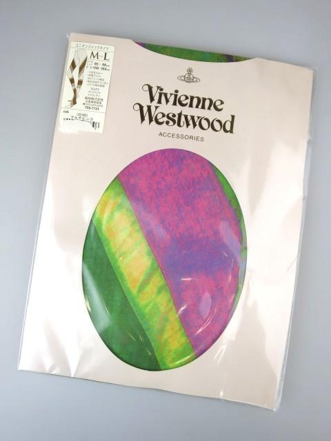 Vivienne Westwood ユニオンジャックタイツ