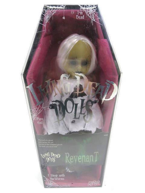 LIVING DEAD DOLLS シリーズ6 RevenanT(レヴァナント)