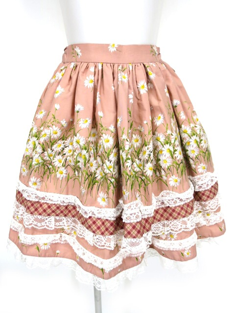 Metamorphose マーガレットスカート
