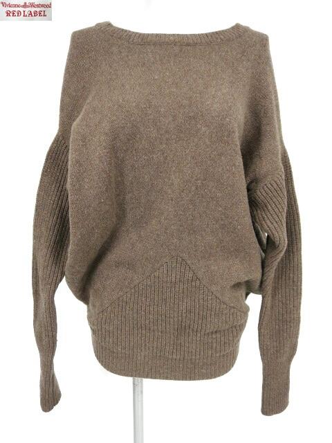 Vivienne Westwood RED LABEL ラブニットセーター