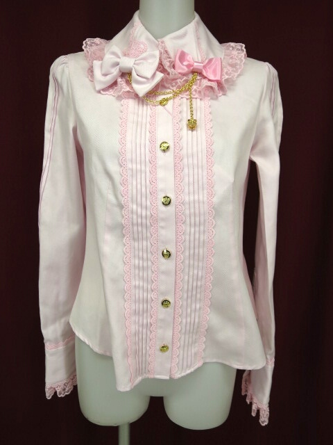 Angelic Pretty Crownブラウス