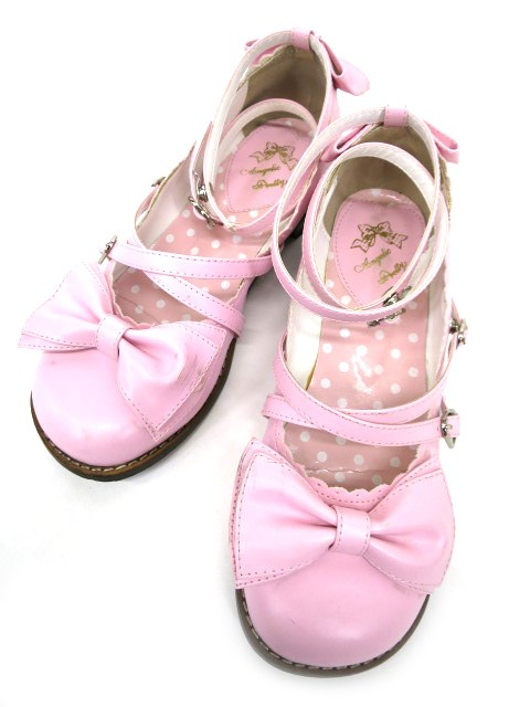 Angelic Pretty Tea Party シューズ