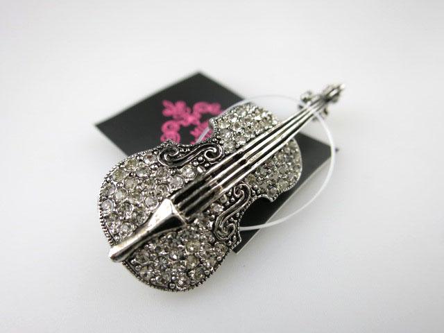 MIHO MATSUDA ヴァイオリンピンバッジ