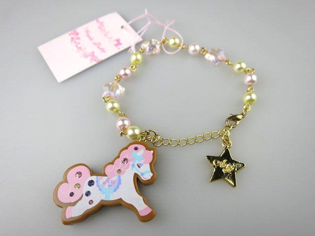 Angelic Pretty Decoration Ponyブレスレット