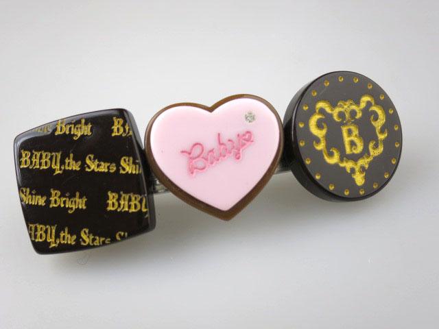 BABY, THE STARS SHINE BRIGHT Merry Sweet Chocolate バレッタ