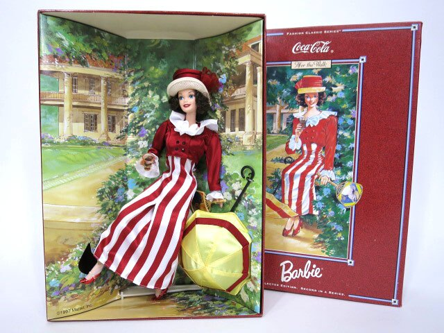 Barbie コカコーラ After the Walk シリーズNo2