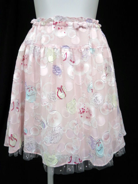 MILK バブルベイビースカート