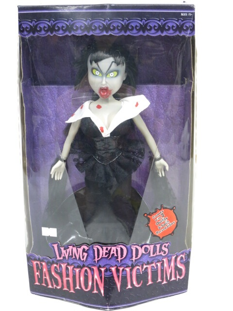 LIVING DEAD DOLLS Fashion Victims LILITH