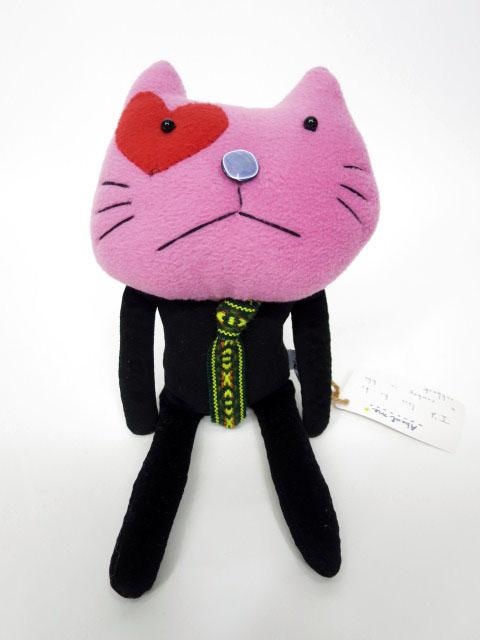 BOBBY DAZZLER 猫 ぬいぐるみ