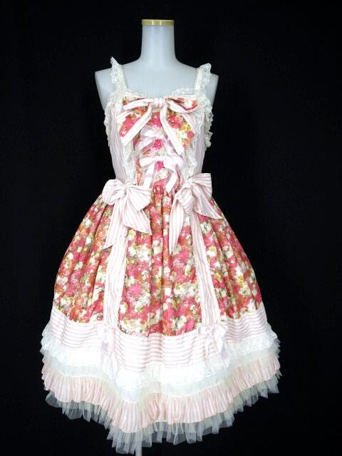 BABY, THE STARS SHINE BRIGHT Junoの祝福と鳥たちのAriaジャンパースカート
