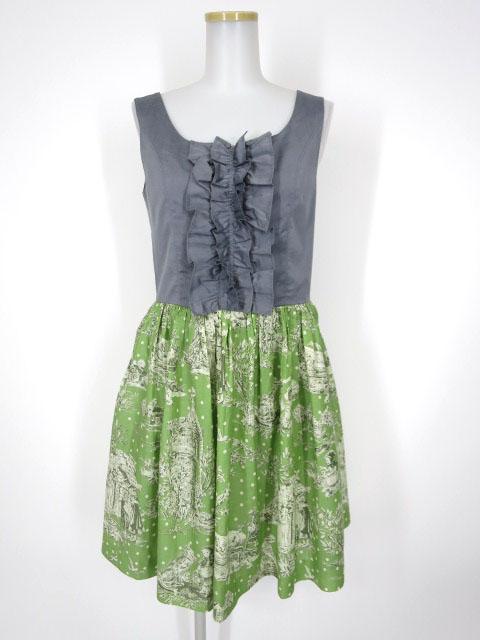 Jane Marple フェアリーテイルのビスチェドレス