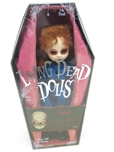 LIVING DEAD DOLLS シリーズ12 Tessa(テッサ)