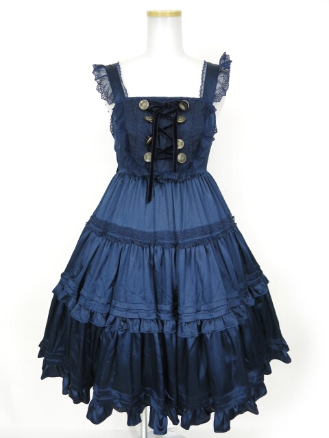 Angelic Pretty 秘密のお屋敷ジャンパースカート