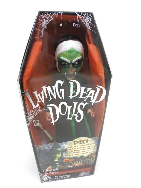 LIVING DEAD DOLLS シリーズ18 Ember(エンバー)
