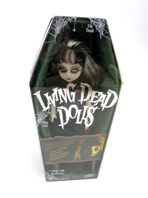 LIVING DEAD DOLLS シリーズ11 Killbaby(キルベイビー)