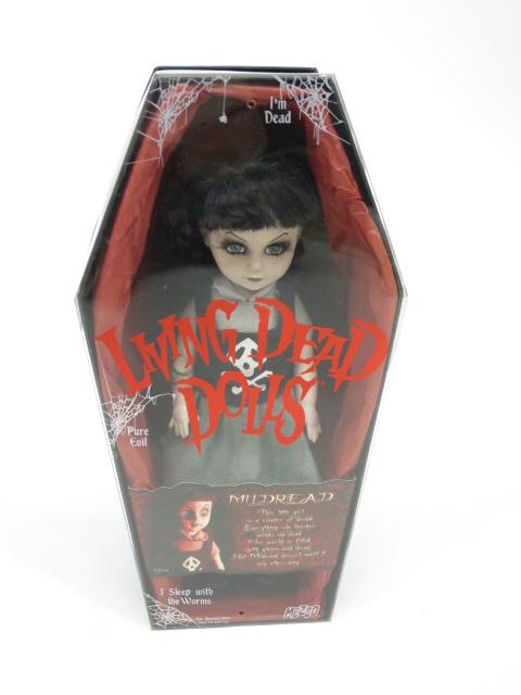 LIVING DEAD DOLLS シリーズ10 Mildread(ミルドレッド)