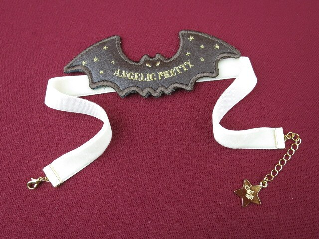 Angelic Pretty Angelic Batチョーカー