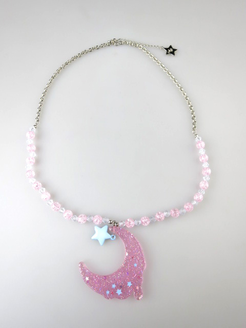 Angelic Pretty Melty Moonネックレス