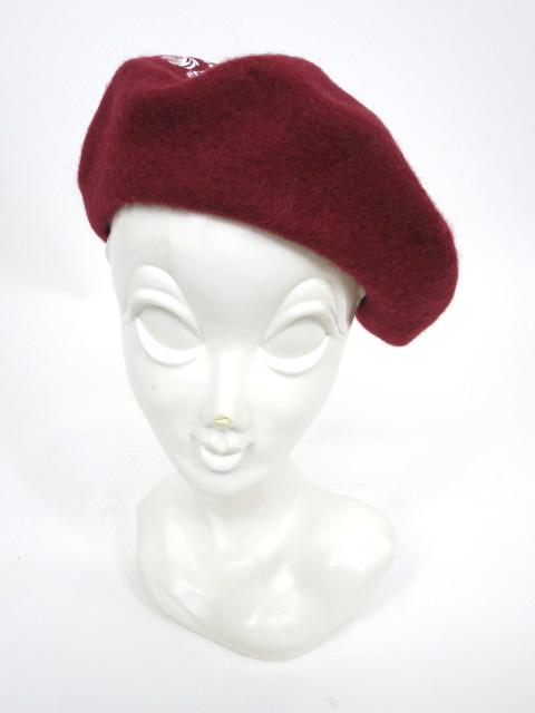 Q-pot. ホイップクリーム ベレー帽