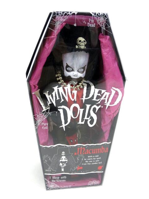LIVING DEAD DOLLS シリーズ4 Macumba(マクンバ)