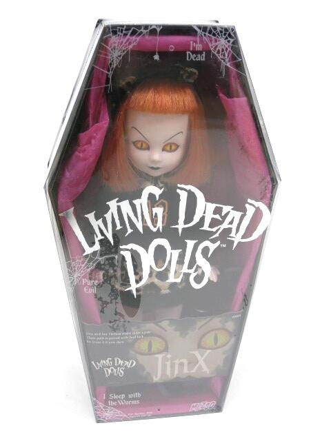 LIVING DEAD DOLLS シリーズ6 Jinx(ジンクス)