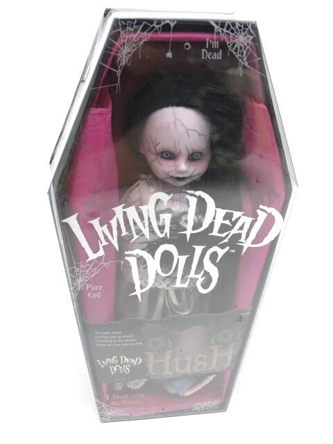LIVING DEAD DOLLS シリーズ6 Hush(ハッシュ)