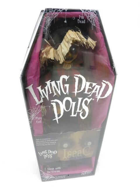 LIVING DEAD DOLLS シリーズ6 Issac(アイザック)